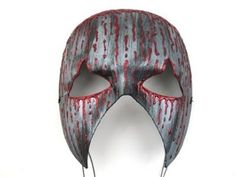 Amazon.com: Cold Blood Scary Unisex Masquerade Mask: Toys & Games