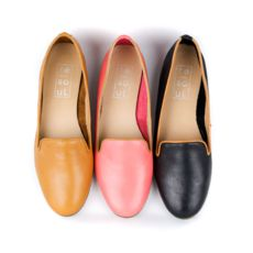 Italian Soft Leather Flats | Great.ly