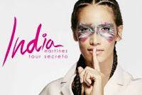 """RADIO   CORAZÓN  MUSICAL  TV: INDIA MARTÍNEZ PONE EN MARCHA SU """"TOUR SECRETO"""""""