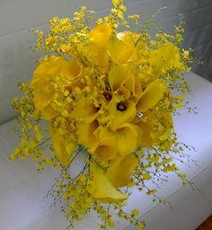 bouquet de noiva amarelo - Pesquisa Google
