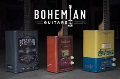 Ambassadors of Bohemian Guitars are people who love Boho & want to get more involved. Yes there is free swag :)