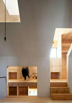 Ant House, Japan, by mA-style Architects