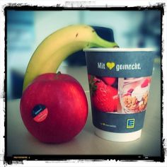 Breakfast - Banana a