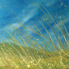 Morning at Mooneys farm, oil on canvas Crashing Waves, Lavender Fields, Colorful Paintings, Painting & Drawing, Oil On Canvas, Sky, French, Fine Art, Gallery