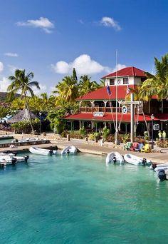 Bitter End Yacht Club - Virgin Gorda, British Virgin Islands