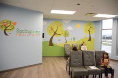 springtime pediatrics, practice, office, in depth diagnosis, continuity of care