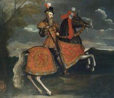 Reinoud III van #Brederode (1492-1556), heer van Brederode en #Vianen.