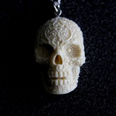 Hey, I found this really awesome Etsy listing at http://www.etsy.com/listing/113856747/day-of-the-dead-sugar-skull-pendant