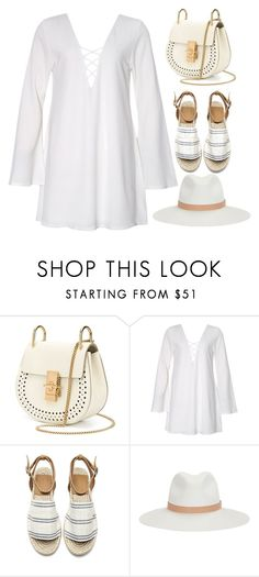 """Untitled #9583"" by katgorostiza ❤ liked on Polyvore featuring Chloé and rag & bone"