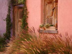Historic Adobe Home, Tucson, Arizona - http://imashon.com/w/historic-adobe-home-tucson-arizona.html
