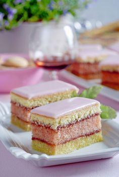 Punčové rezy: Urobte ich krásne ako do časopisu! Ui Patterns, Mobile App Design, Vanilla Cake, Cheesecake, Desserts, Inspiration, Food, Tailgate Desserts, Biblical Inspiration