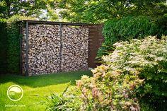 Garden S, Garden Ideas, Landscape Design, Backyard, Outdoor Structures, Wood Storage, Pictures, Inspiration, Beautiful