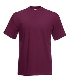 5-Pack-Mens-Fruit-of-the-Loom-Plain-100-Cotton-Blank-Tee-Shirt-Tshirt-T-Shirt