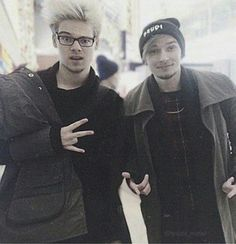 Taddl & Ardy from DAT ADAM