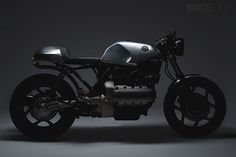 BMW K100 by Robrock