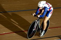 The United States' best hope for cycling gold, Sarah Hammer, will take part in the team pursuit beginning Friday (11:56 a.m. ET).