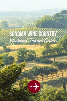 Explore the #Wine region of #Sonoma. From the #food to the unique boutique #wineries tucked away behind the rolling hills or the beautiful miles of coastline. One thing that stands out to us in particular is the quality of people that inhabit and work the region.