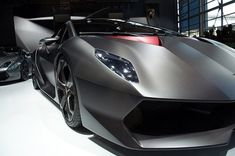 The Lamborghini Sesto Elemento debuted at the Paris Motor Show in 2010 and is a limited edition two door track ready car. The major design goal was to produce the car with the lightest possible wei…