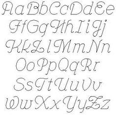 Fancy writing on pinterest fancy letters fancy fonts for Pretty ways to draw letters