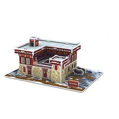 3D palapeli Hauska Puu Klassinen Lasten Unisex Lelut Lahja 3d Puzzles, Bookends, Unisex, Home Decor, Decoration Home, Room Decor, Home Interior Design, Home Decoration, Interior Design