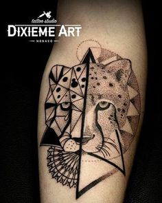 Geometric Cheetah