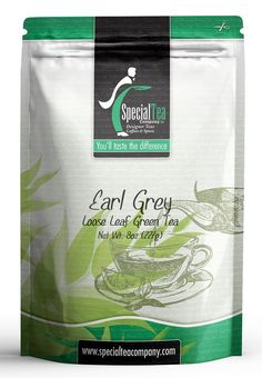Special Tea Loose Green Tea, Earl Grey,8 Ounce >>> Be sure to check out this awesome product. (This is an affiliate link) #GreenTea