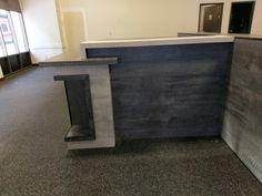 Cityscape Crossfit Reception desk
