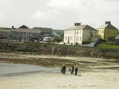 B And B Aran Islands Inis Mor Kilronan on the Aran Islands Galway Bay Ireland