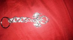 Hey, I found this really awesome Etsy listing at https://www.etsy.com/listing/201734387/handmade-chainmaille-keychain-with