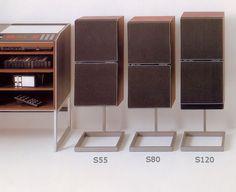 Beovox S55, S80, S120