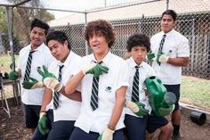 Australian comedian Chris Lilley has been called racist for donning brownface to play a teenager from Tonga. But that hot-button transgression is not the only issue surrounding his latest show. Summer Heights High, Chris Lilley, Drama Teacher, Cultural Appropriation, Tonga, Funny People, Comedians, Tv Shows, Culture