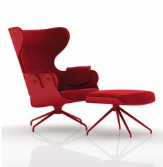 Lounger Chair by Jaime HAYON vs. Lounge Chair by EAMES