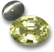 Green Gemstones List Of Green Precious Semi Precious Gemstones Gemstones Green Gems Green Gemstones