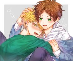 Anime Chibi, Anime Art Girl, Anime Guys, Vocaloid, Pretty Boys, Cute Boys, Manga Boy, Drawing Techniques, Webtoon