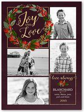 3 photo christmas cards christmas greeting cards shutterfly 3 photo christmas cards christmas greeting cards shutterfly page 2 m4hsunfo