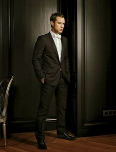 Jude Law, divin dandy
