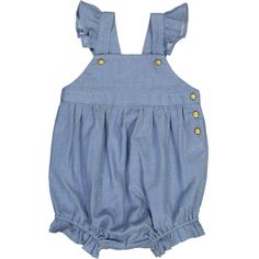 Bloomer overall with checks glod lurex, push buttons in the crotch. Newborn Girls, Kids Fashion, Overalls, Rompers, Style, Bloomer, Olympia, Kid Styles, Tile