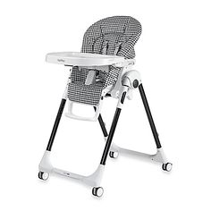 Designed For Comfort And Convenience, The Ultra Compact Prima Pappa Zero 3 High  Chair