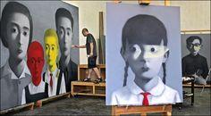 les 10 artistes contemporains les plus côtés. | Aujourd'hui j'ai appris...