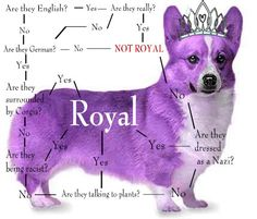 How to Recognize Royalty