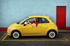Fiat 500 Colour Therapy Range Brings Back the 70s