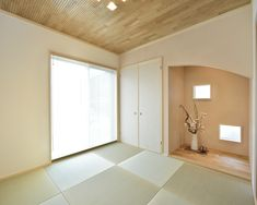Washitsu, Alcove, Bathtub, Japanese Style, Room, Standing Bath, Bedroom, Bathtubs, Rooms