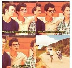 Lol I love them so much!! Especially their sense of humor on their show! XD <3