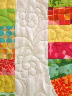 Sampaguita Quilts: My Quilt Gallery;  I like this quilting..