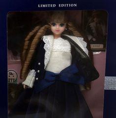 db1ddac5b Takara Victorian Excelina Jenny IV Navy Blue Dress NEW Unopened Original  Box #Takara Tomy,