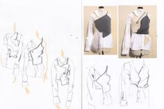 36 ideas for fashion portfolio sketches central saint martins Fashion Design Sketchbook, Fashion Design Portfolio, Fashion Sketches, Fashion Illustrations, Dress Sketches, Fashion Drawings, Design Illustrations, Editorial Fashion, Fashion Art