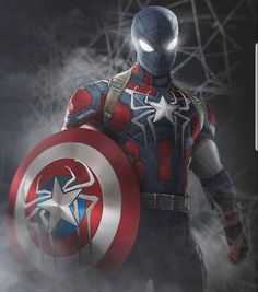 The Avengers 734579389203070844 - Source by Marvel Comics Art, Marvel Comic Books, Marvel Characters, Marvel Avengers, Marvel Heroes Names, Captain Marvel, All Spiderman, Spiderman Costume, Amazing Spiderman