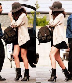 #beautiful #style #SelenaGomez ♥