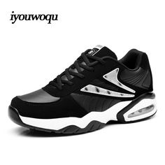 28.80$  Watch now - http://aliz46.shopchina.info/go.php?t=32719274638 -  2016 Autumn Winter New Design Outdoor Sports shoes Plus size Women & Men Running shoes Sneakers High-top Lace-up Jogging shoes  #buymethat