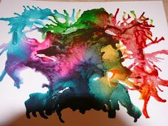 The Heat Is On: Melted Crayon Art | Child Central Station